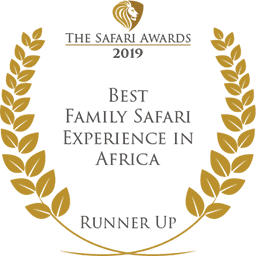 Best Safari House in Africa Award 2019